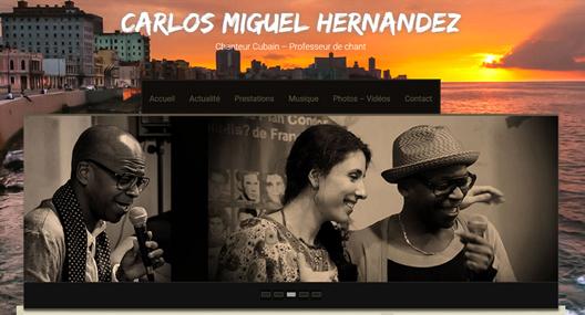 Site Carlos-Miguel-Hernandez.com