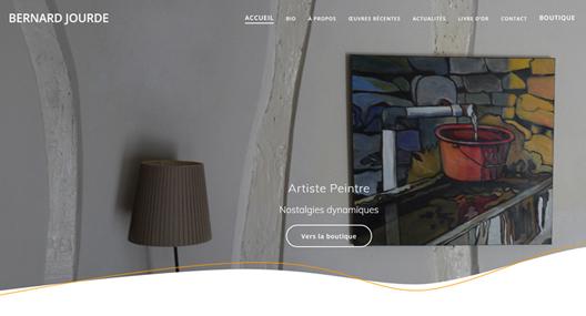 Site Bernard-Jourde.fr